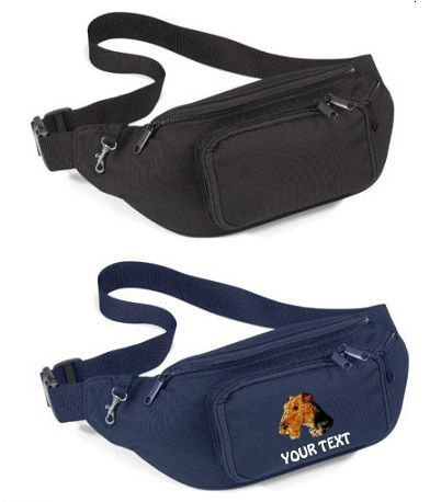 Airedale Terrier Bumbags