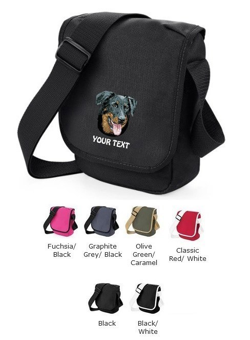 Beauceron Personalised Bags