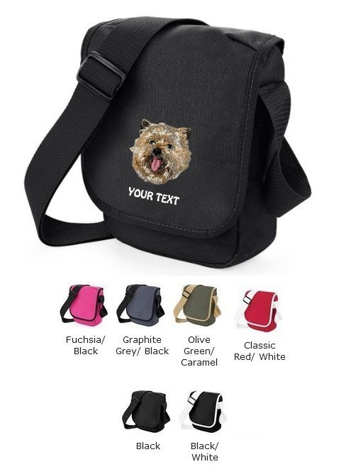 Cairn Terrier Personalised Bags
