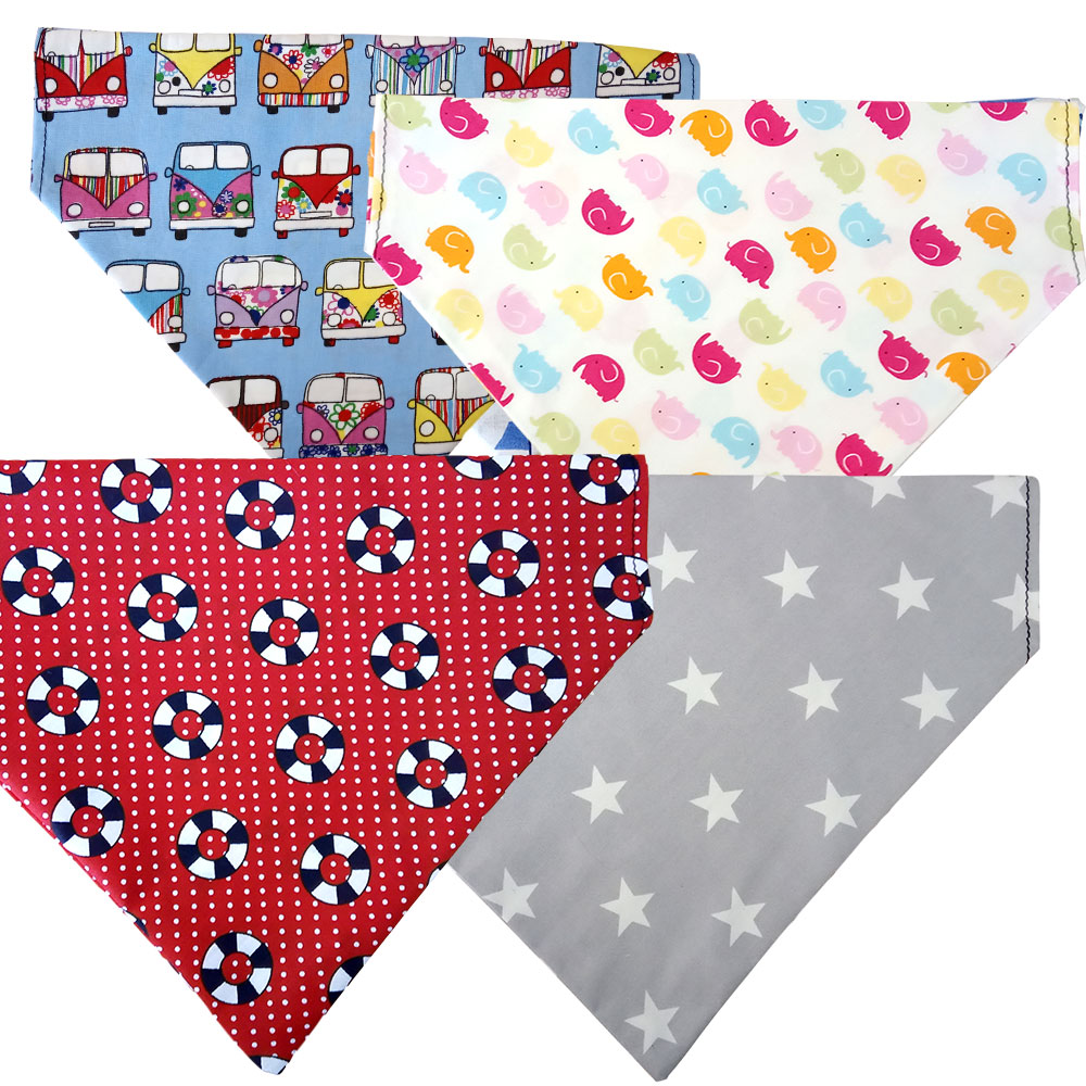 Dog Bandanas No Text