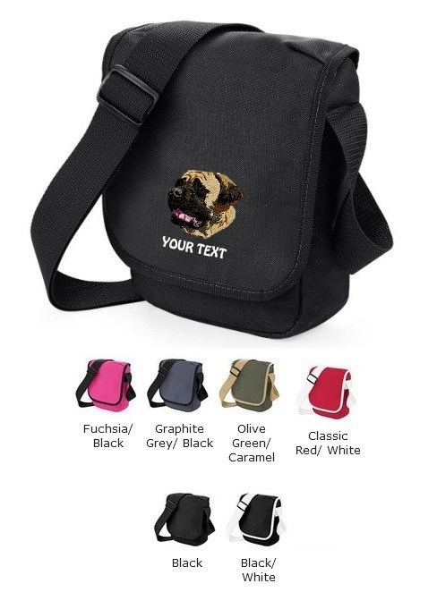 English Mastiff Personalised Bags