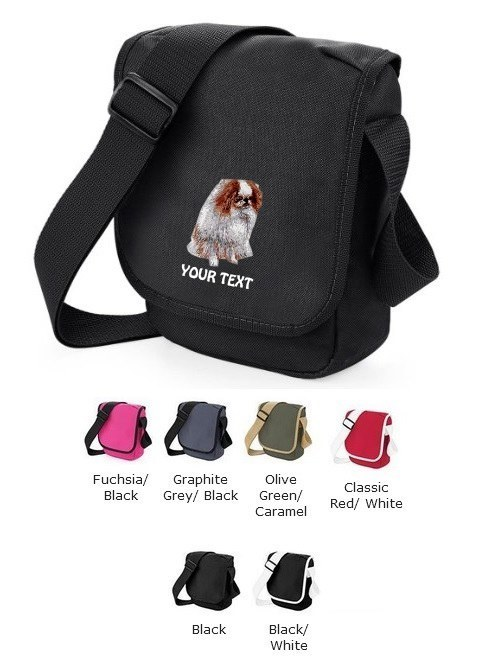 Japanese Chin Personalised Bags
