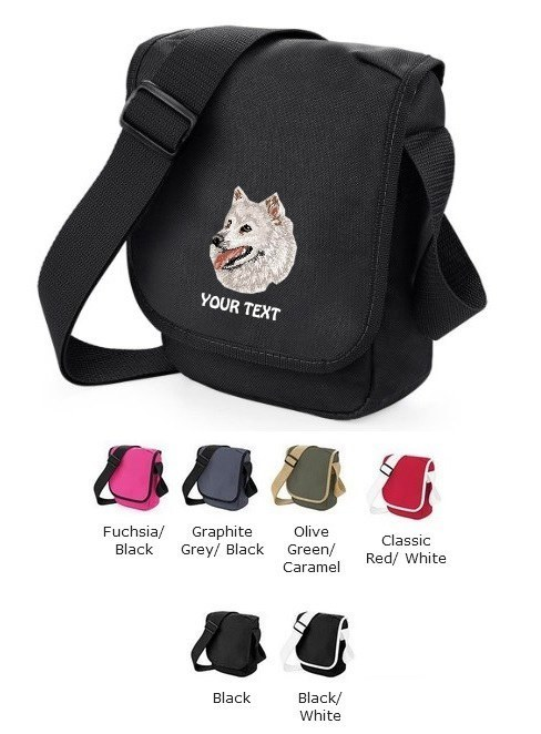 Japanese Spitz Personalised Bags