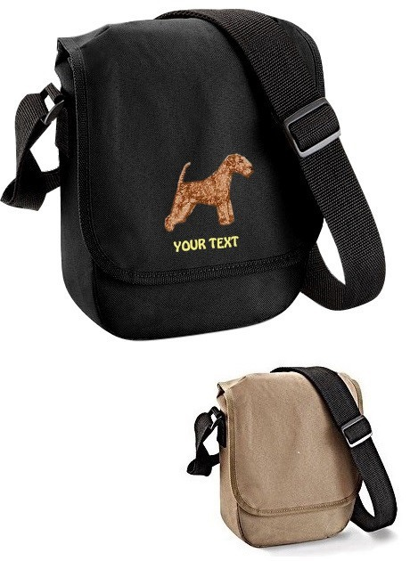 Lakeland Terrier Personalised Bags