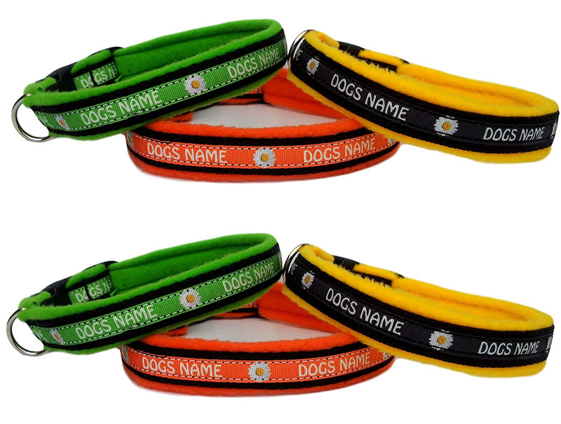 Personalised Dog Collars (NEW PRODUCTS)