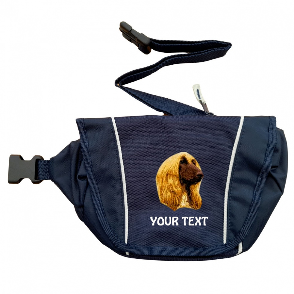 Afghan Hound Personalised Special Offer Bumbag