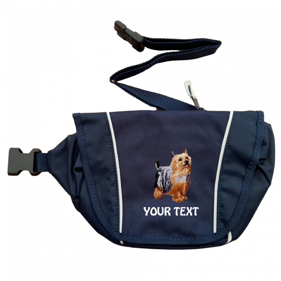Australian Silky Terrier Personalised Special Offer Bumbag