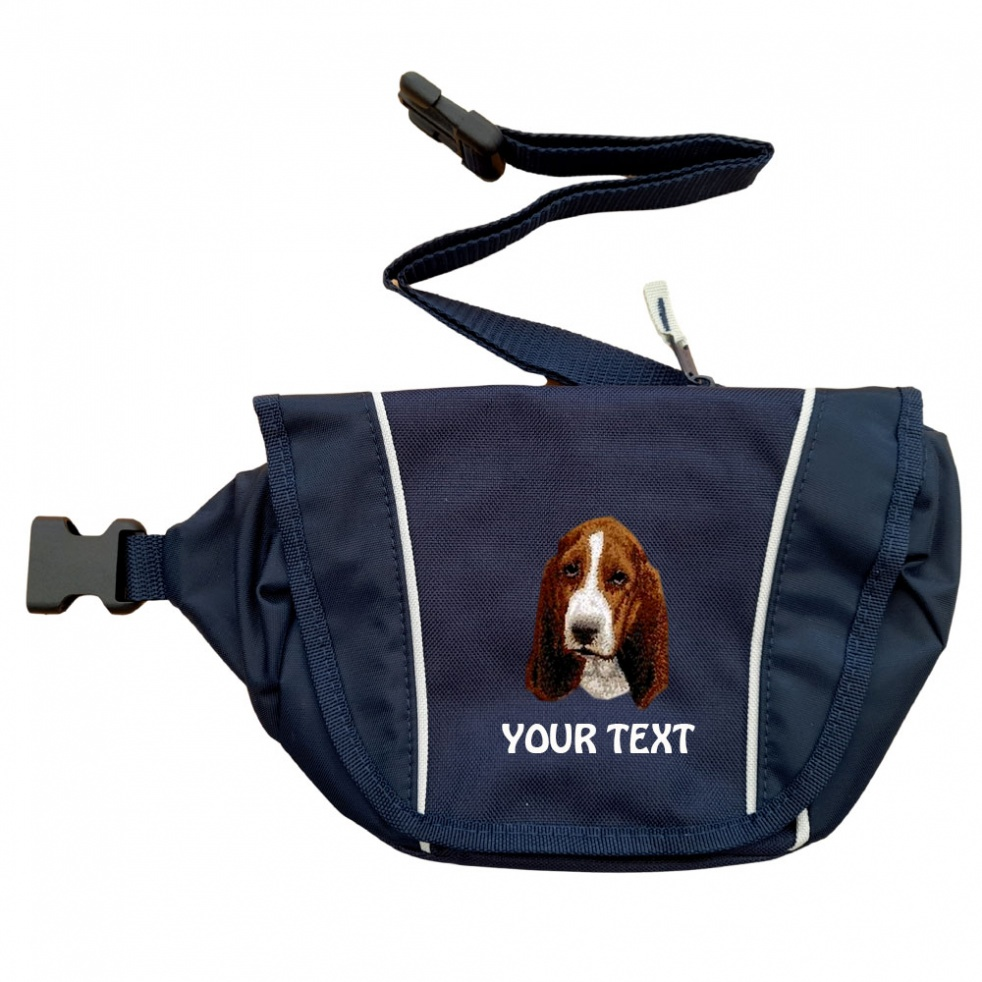 Basset Hound Personalised Special Offer Bumbag