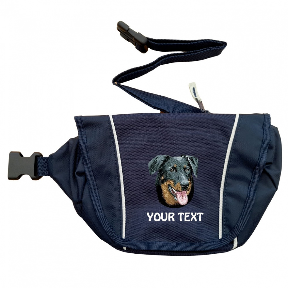 Beauceron Personalised Special Offer Bumbag
