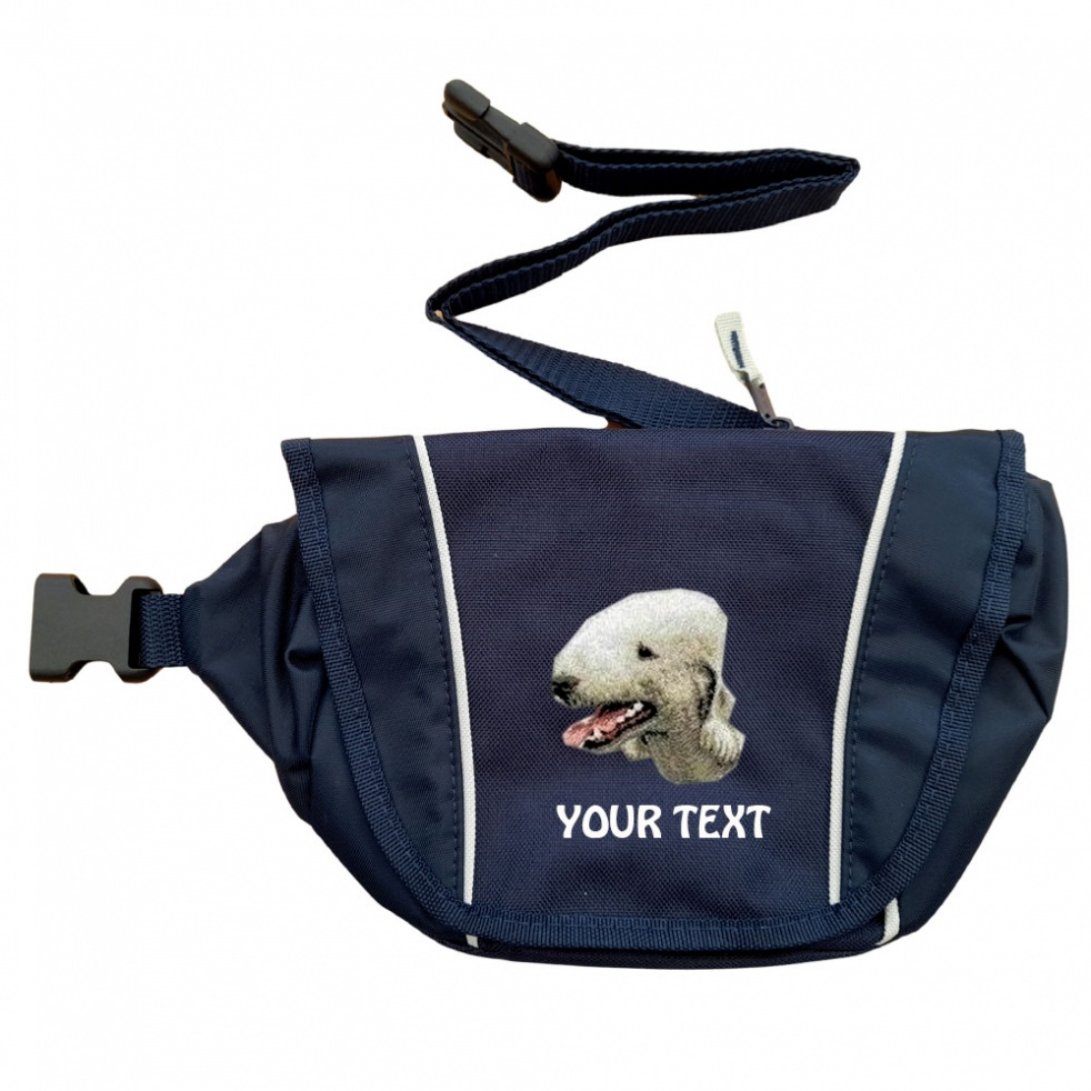 Bedlington Terrier Personalised Special Offer Bumbag