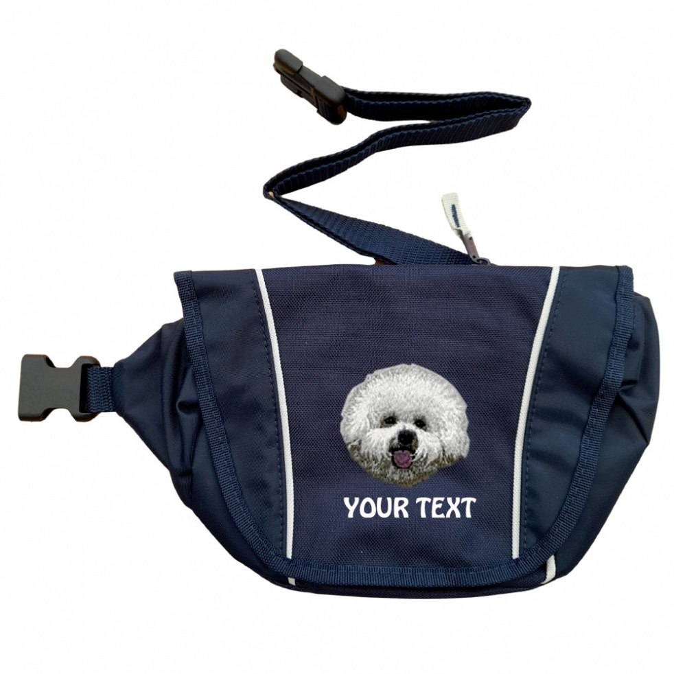 Bichon Frise Personalised Special Offer Bumbag