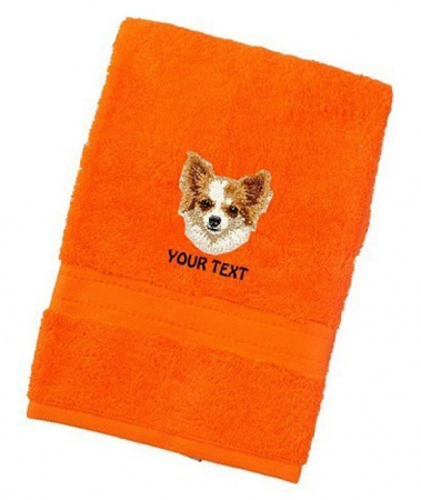 Chihuahua Personalised Dog Towels Luxury Range