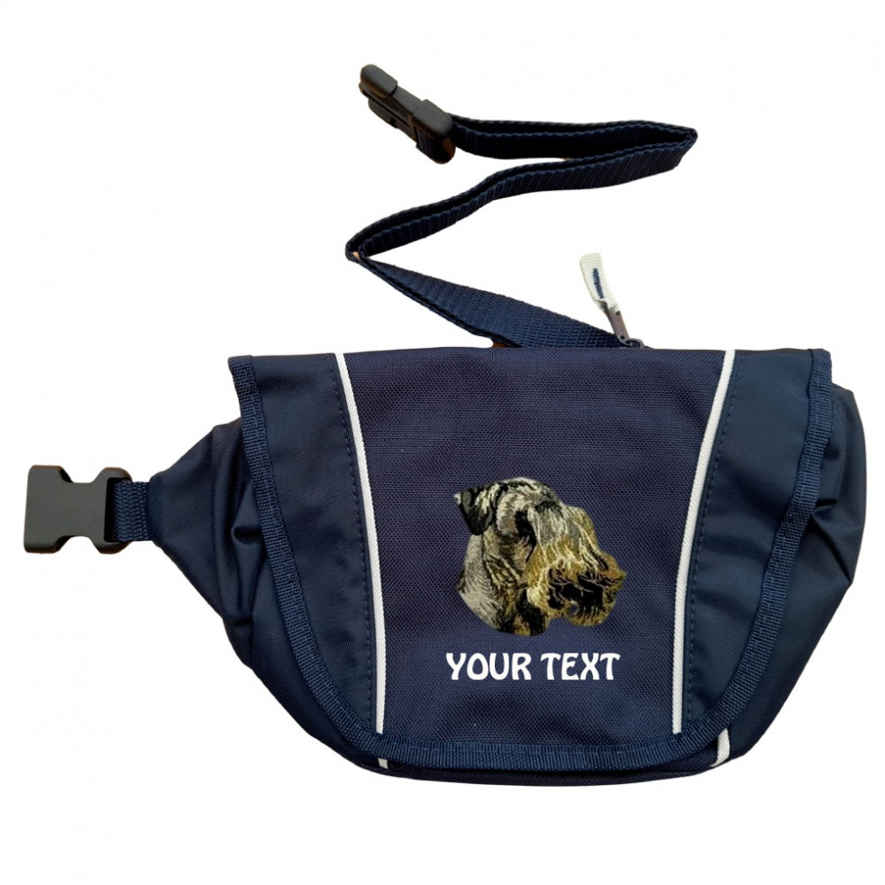 Czech Terrier Personalised Special Offer Bumbag