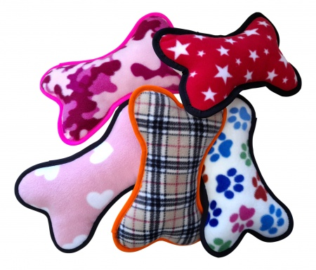 Dog Toy Bundle - Large Toys - Set Of 3
