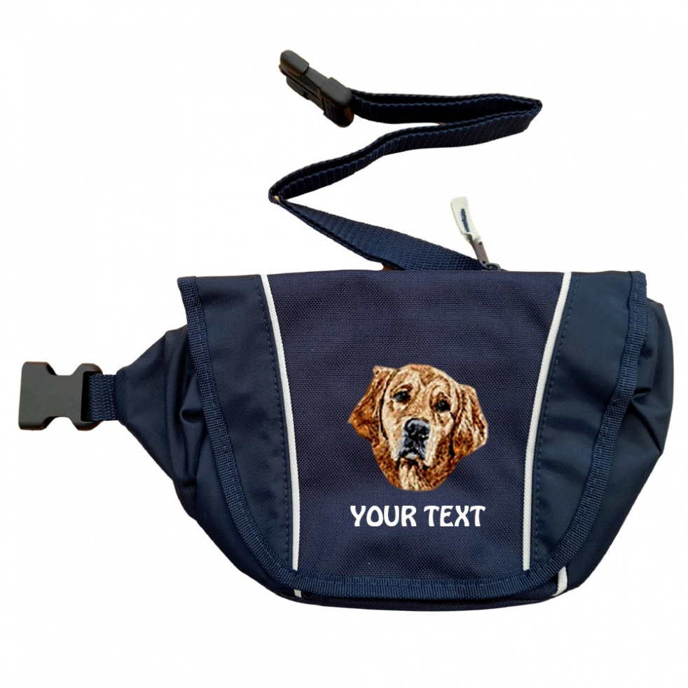 Golden Retriever Personalised Special Offer Bumbag