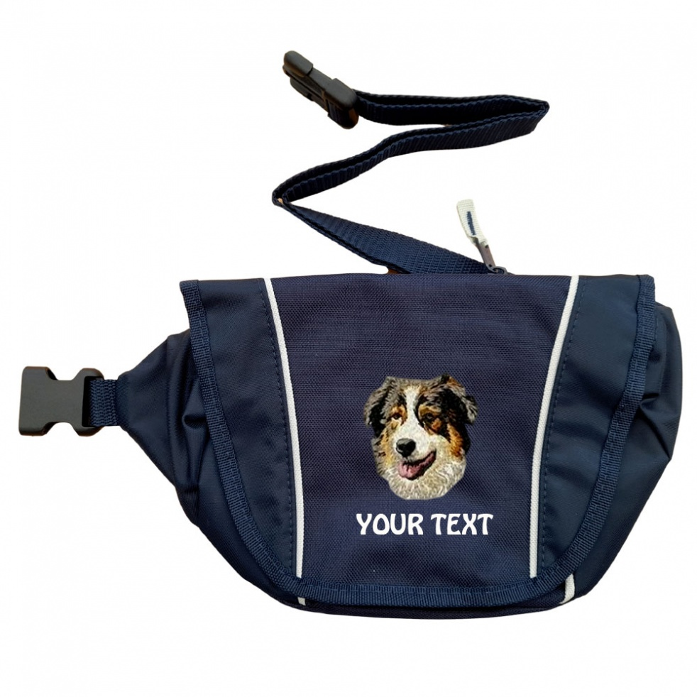 Australian Shepherd Personalised Special Offer Bumbag