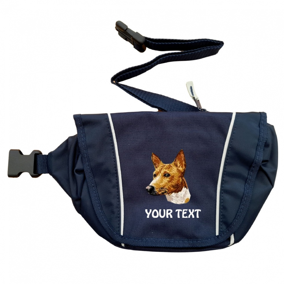 Basenji Special Personalised Offer Bumbag