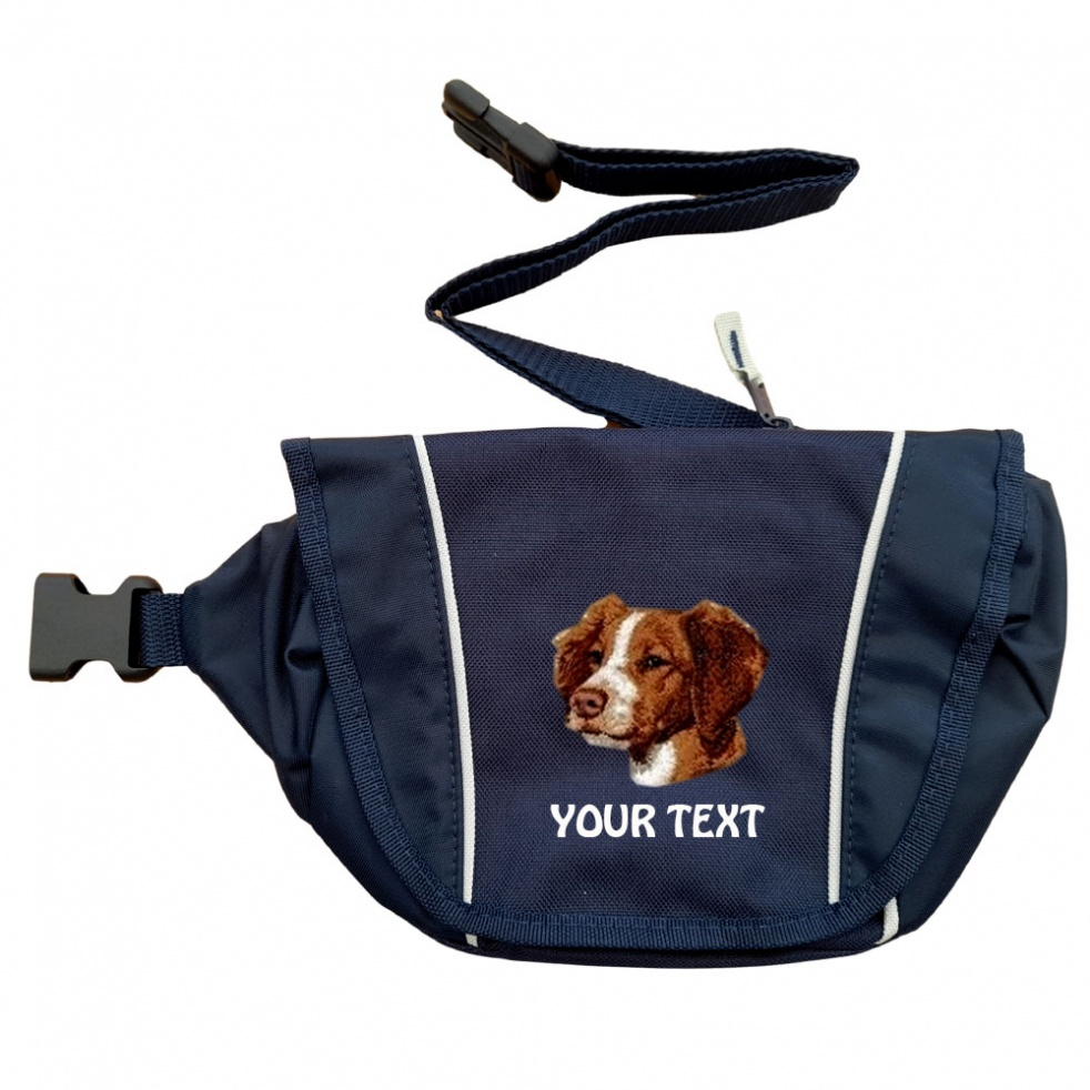 Brittany Spaniel Personalised Special Offer Bumbag