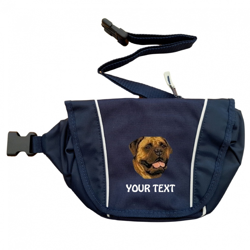 Bullmastiff Personalised Special Offer Bumbag