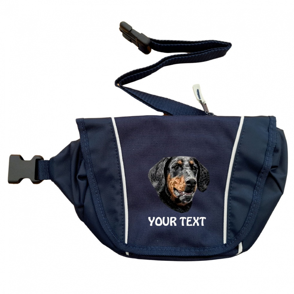 Doberman Personalised Special Offer Bumbag
