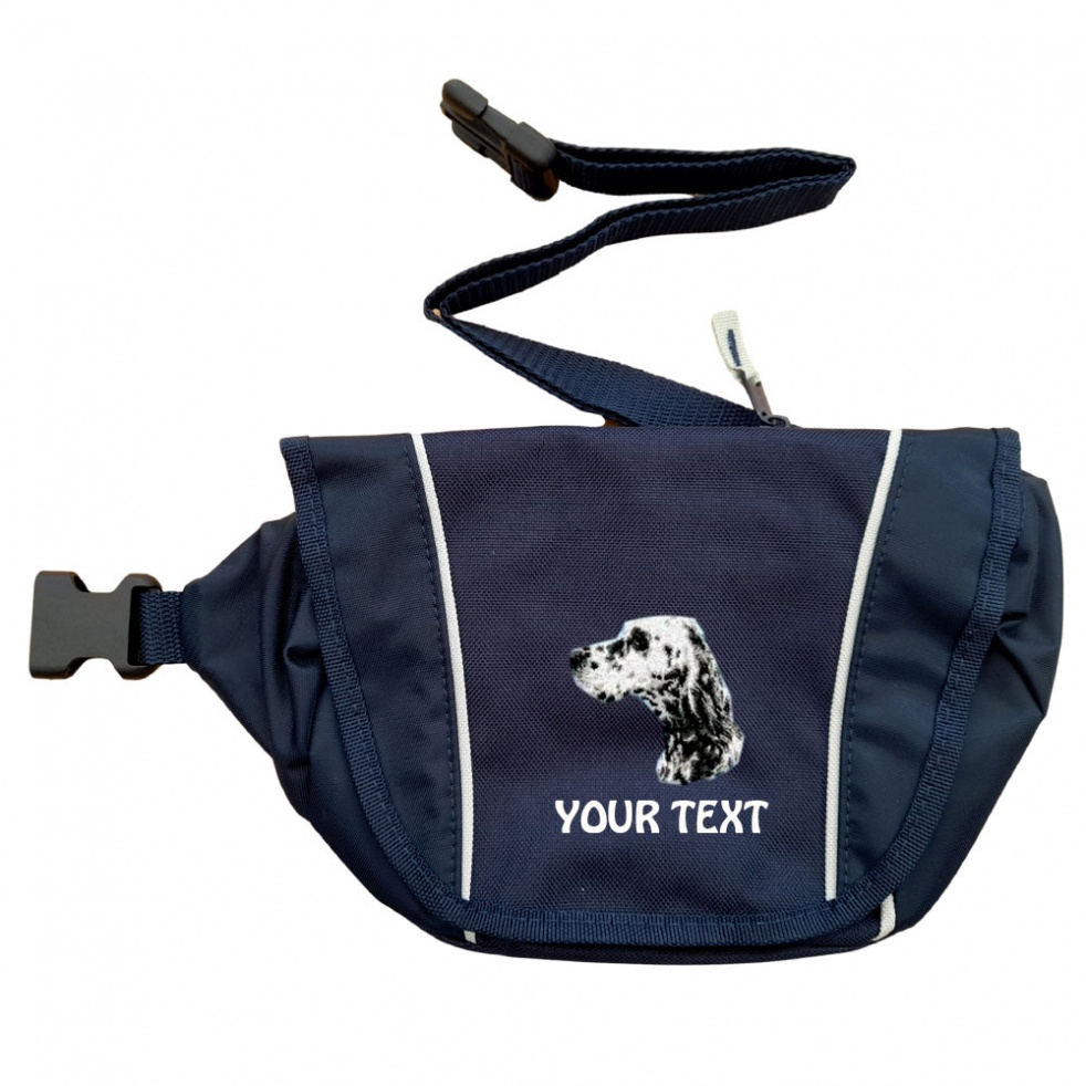 English Setter Personalised Special Offer Bumbags