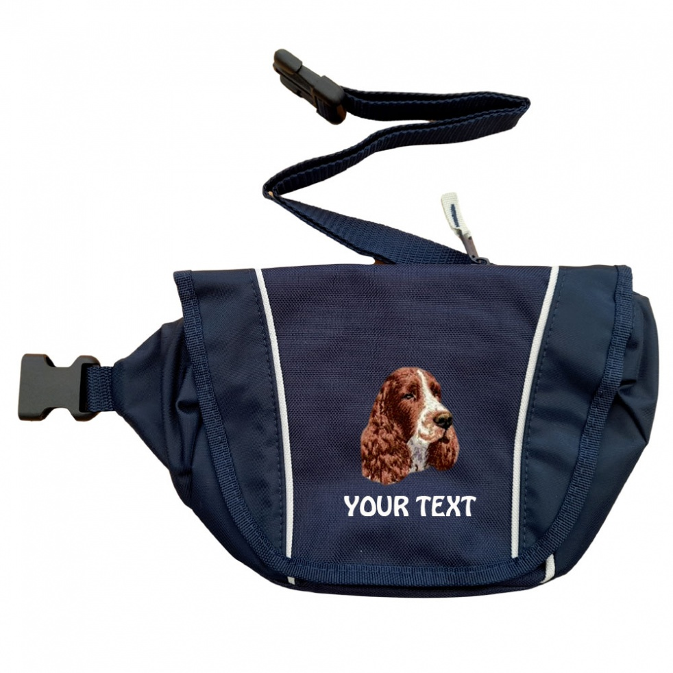 English Springer Spaniel Personalised Special Offer Bumbag