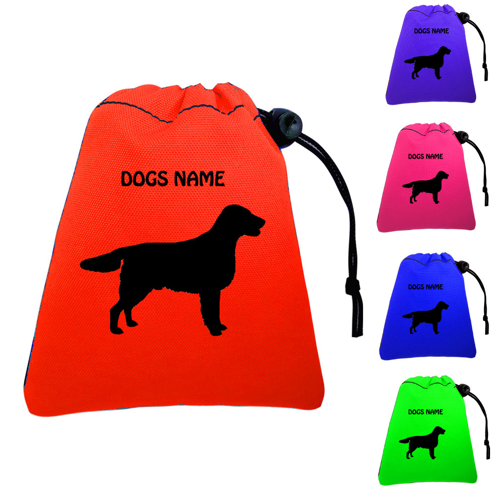 English Springer Spaniel Personalised Training Treat Bags - Clips To Waistband