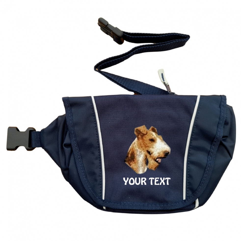 Fox Terrier Special Personalised Offer Bumbag