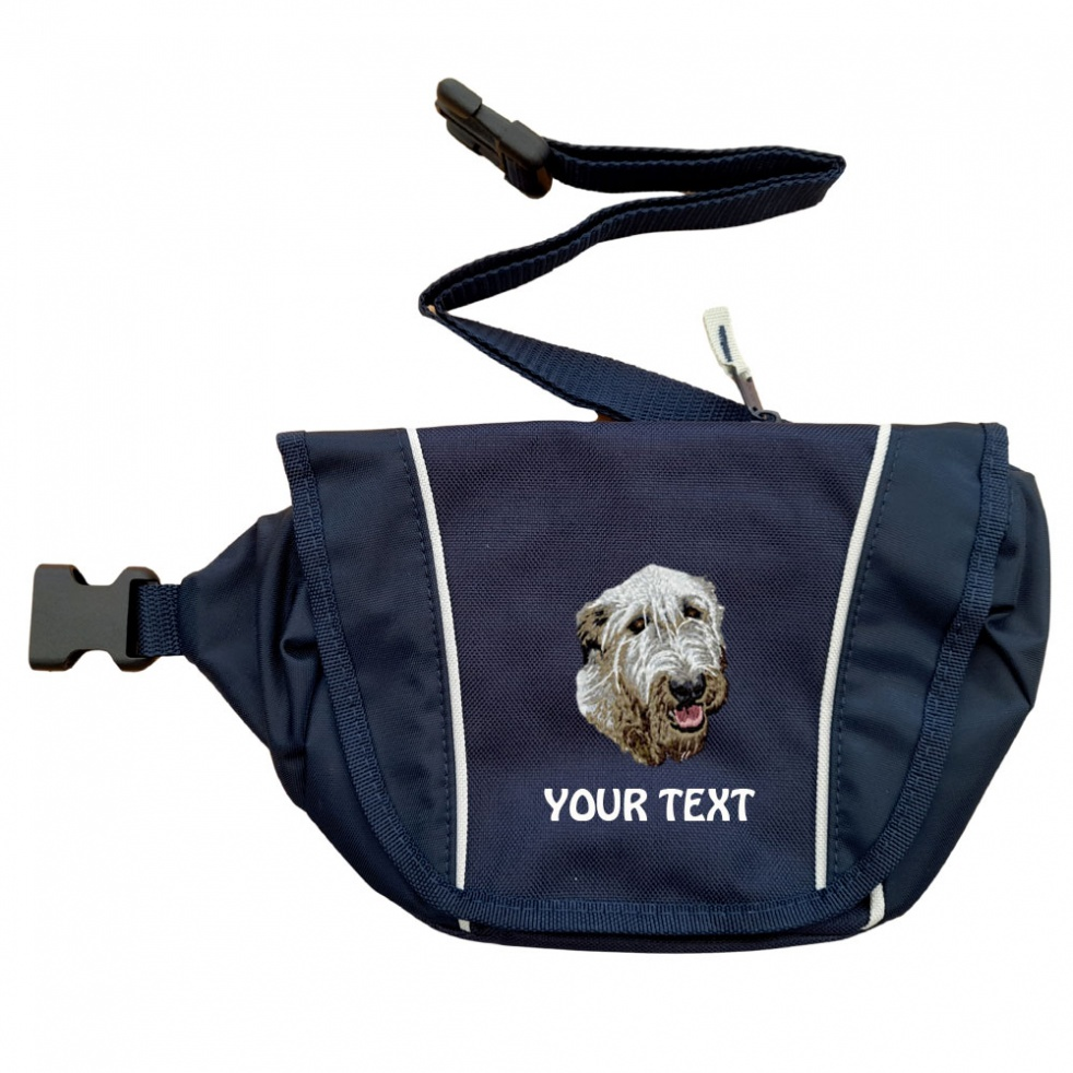Irish Wolfhound Personalised Special Offer Bumbag