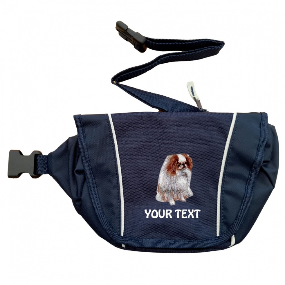Japanese Chin Personalised Special Offer Bumbag