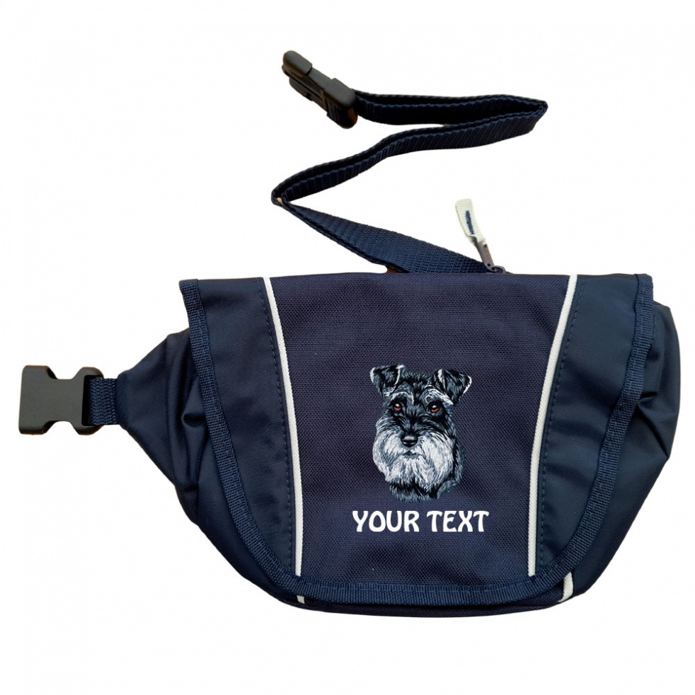 Schnauzer Personalised Special Offer Bumbag