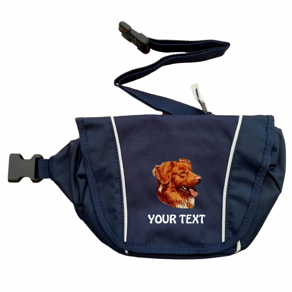 Nova Scotia Duck Tolling Retriever Personalised Special Offer Bumbag