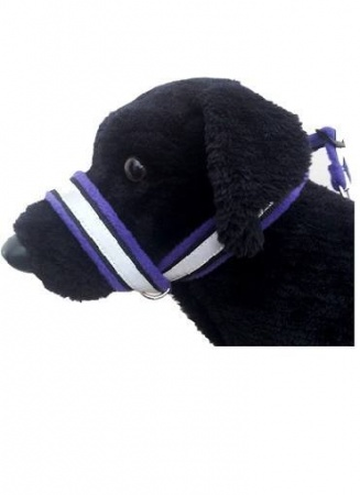 Fleece Lined Reflective Dog Head Collars